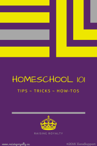 Homeschool 101: How to deschool