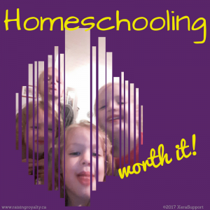 Homeschooling, no matter why you do it, is worth it.