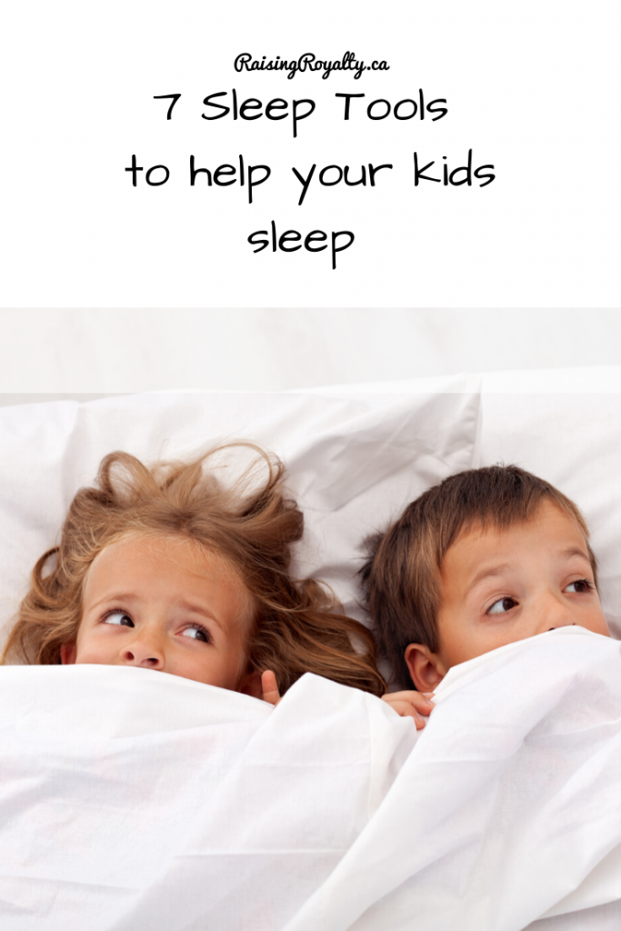 Why won't my kid go to sleep? Sometimes it's because there's a sensory issue. Here are the tools you need to help your kid sleep better, every night.