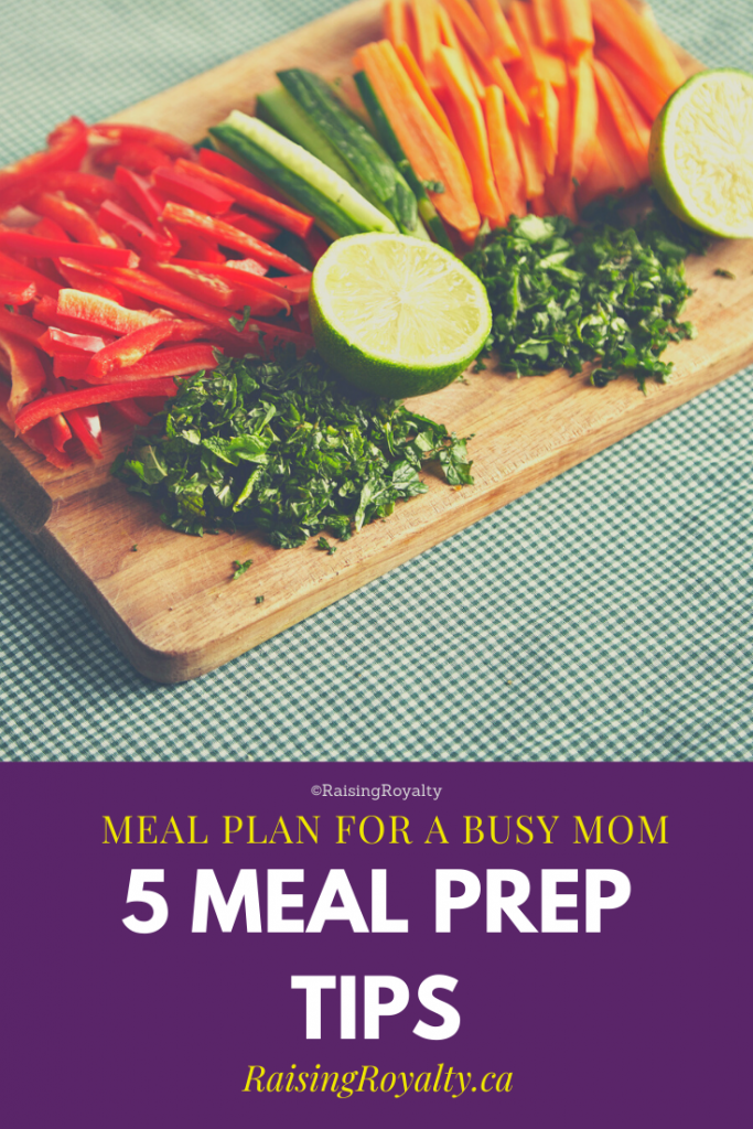 Creating a meal plan for a busy mom is a never ending job, but it doesn't have to be hard. First we plan. Then we shop. Finally we prep for easy cooking!