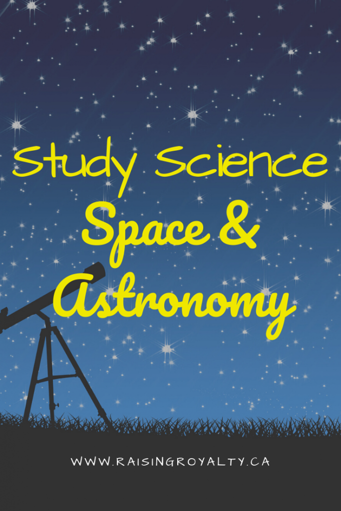 Outer space is colorful and amazing. Study astronomy with these space science resources, for all ages! From books to models to videos, you can find it here.