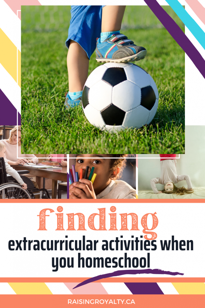 Finding extracurriculars for homeschoolers often worries new homeschooling families. Community-based options may be the solution!
